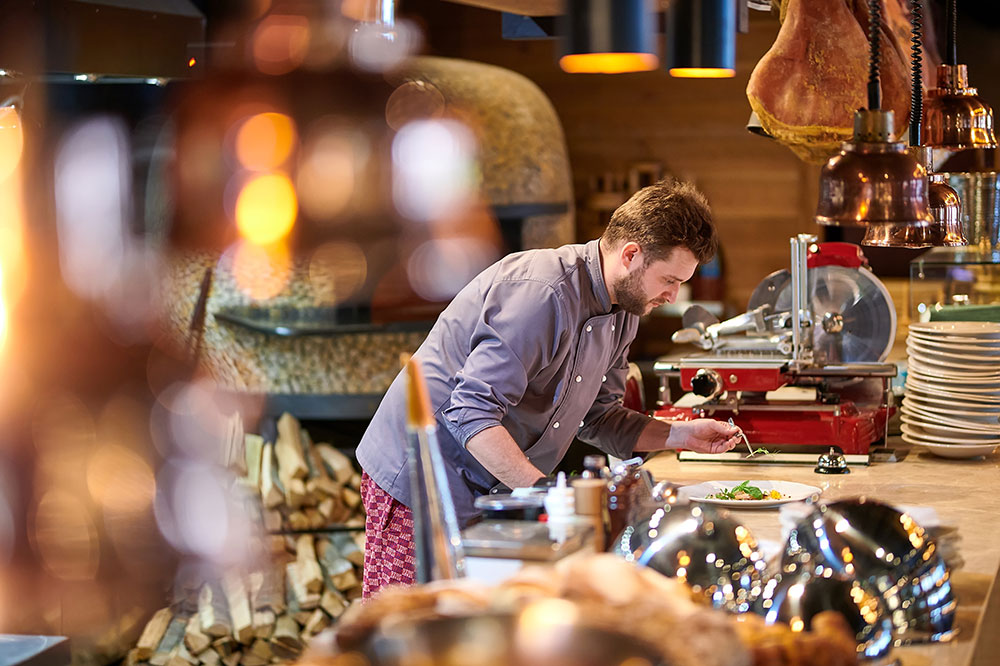 Fabius Restaurant kitchen to be headed by Ihor Kalenichenko