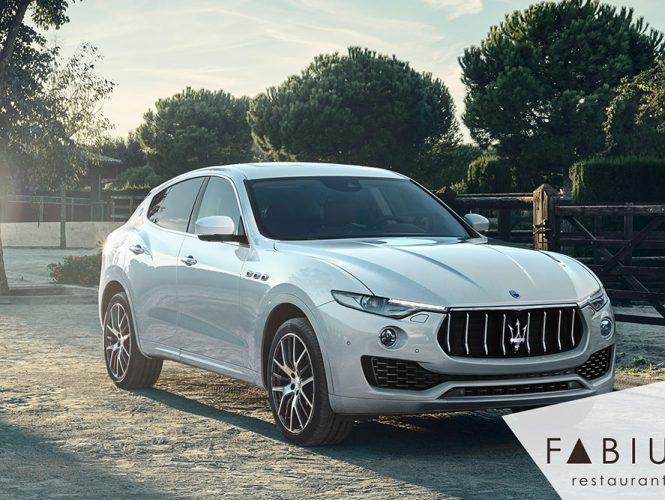 Драйвовая пятница вместе с Maserati