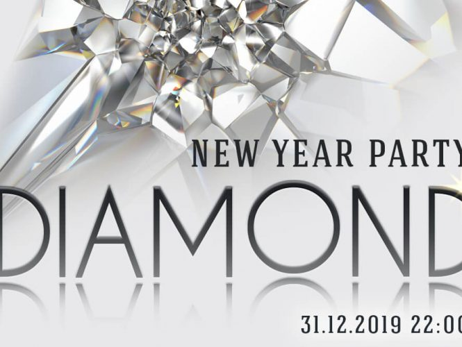 DIAMOND NEW YEAR PARTY!