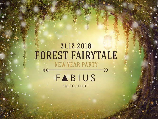 Новогодняя ночь в стиле Forest fairytale