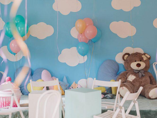 Новая локация для детских праздников – Kids Party Space