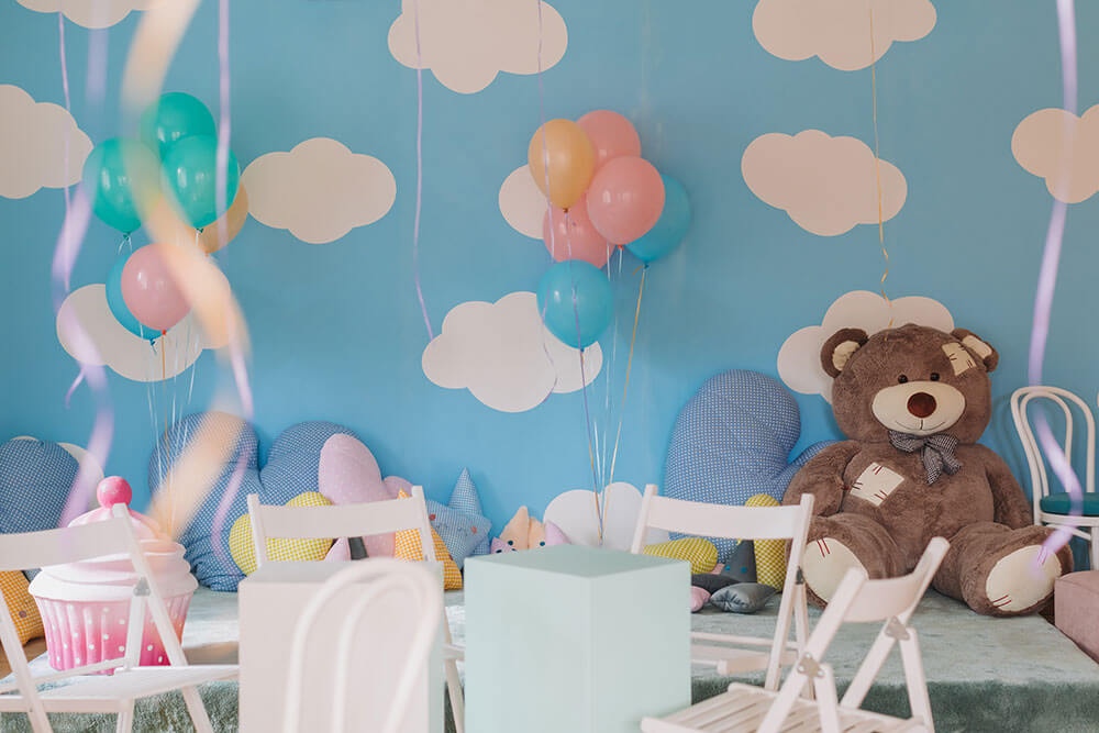 New location for children's parties - Kids Party Space